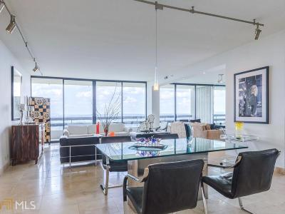 Park Place On Peachtree Condo/Townhouse For Sale: 2660 Peachtree Rd #39D