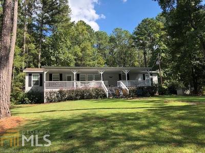 Milledgeville, Sparta, Eatonton Single Family Home New: 783 Jenkins Point