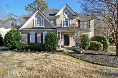 Woodstock Single Family Home New: 1014 Deer Hollow Dr