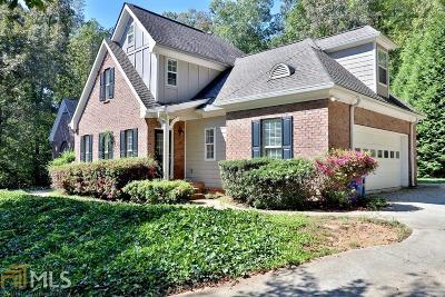 Gainesville Single Family Home New: 3095 Chattahoochee Trce