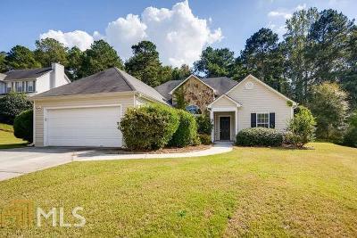 Loganville Single Family Home For Sale: 1085 Poplar Ln