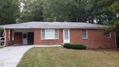 Snellville Single Family Home Under Contract: 3317 Lenora Church Rd