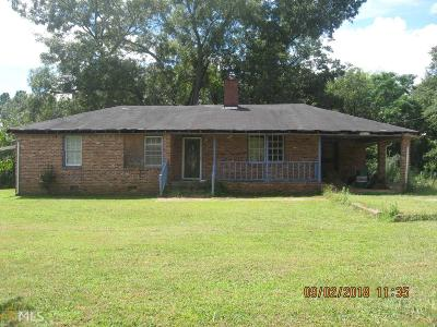 McDonough Single Family Home Under Contract: 2588 Kellytown Rd
