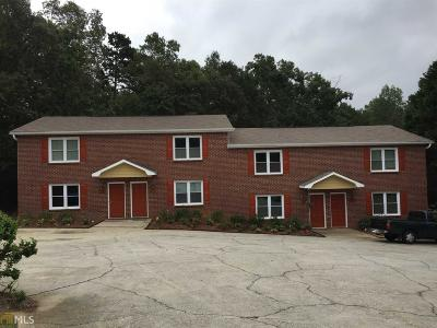 Snellville Multi Family Home Under Contract: 3090 Spruce Cir