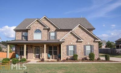 McDonough Single Family Home For Sale: 332 Hitt Trce