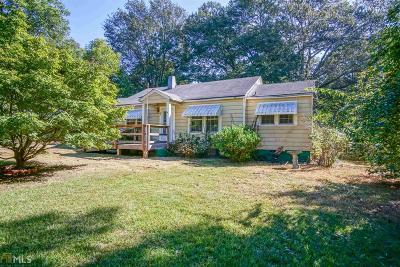 Marietta Single Family Home Under Contract: 1581 Joyner Ave