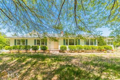 Gainesville Single Family Home New: 4336 Thompson Bridge Rd