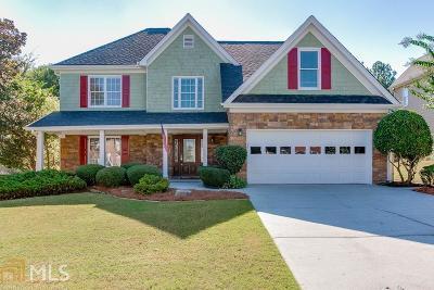 Grayson Single Family Home Back On Market: 1688 Windrush Way