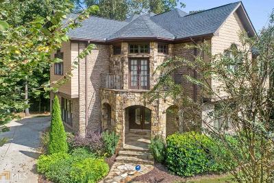 Marietta Single Family Home For Sale: 2408 Winter Garden Pl