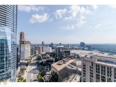 Condo/Townhouse For Sale: 3324 Peachtree #2801