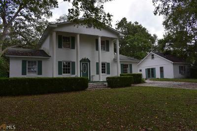 Statesboro Single Family Home New: 98 Cherry St