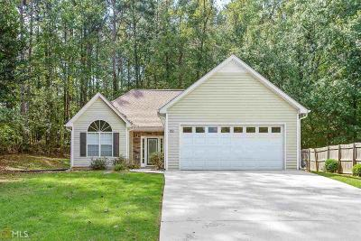 Temple Single Family Home Under Contract: 130 Yellow Pine Dr