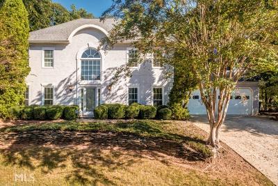 Acworth Single Family Home For Sale: 5612 Brookstone Dr