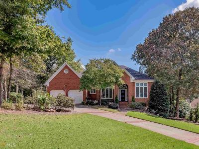 Suwanee Single Family Home For Sale: 6055 Whitehall Run
