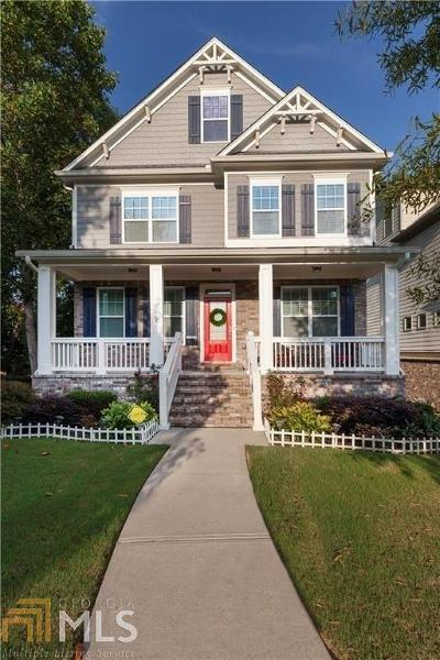 Smyrna Single Family Home New: 1024 Belmont Commons Dr