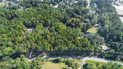 Roswell Residential Lots & Land For Sale: 11785 Mountain Park Rd