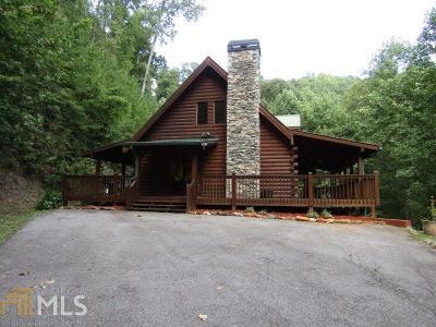 Dahlonega Single Family Home New: 892 Ranch Mountain