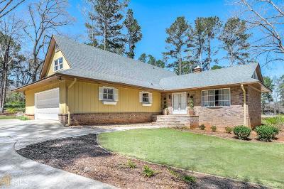 Peachtree City GA Single Family Home For Sale: $374,900