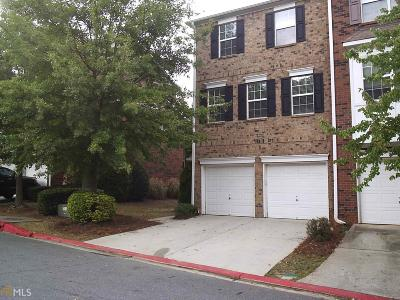 Kennesaw Condo/Townhouse New: 315 Heritage Park #9