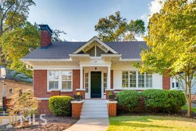 Decatur Single Family Home For Sale: 124 Erie Ave