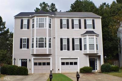 Acworth Condo/Townhouse Under Contract: 4411 Thorngate Ln