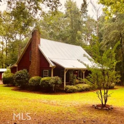 Greensboro Single Family Home For Sale: 1191 Gray Horse Rd