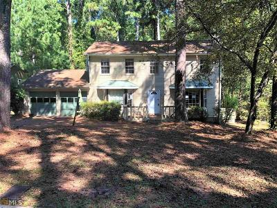 Clayton County Single Family Home Under Contract: 497 Independence Dr