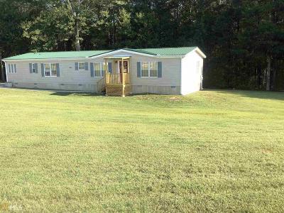 Statham GA Single Family Home New: $119,900