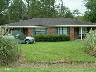 Statesboro Condo/Townhouse For Sale: 305 Hodges Cir