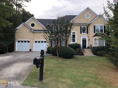 Acworth Single Family Home For Sale: 5528 Camden Lake Pt