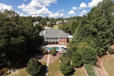 Milton Single Family Home Under Contract: 305 Virginia Glen