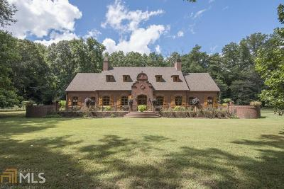 Gordon County Single Family Home For Sale: 129 Robbins Creek Trl