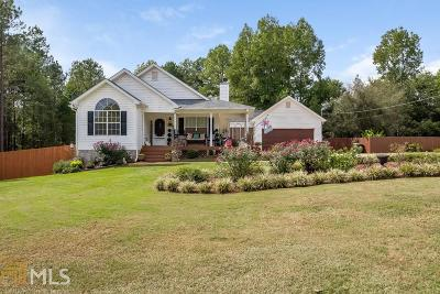 Butts County Single Family Home New: 108 Smoltz Ct