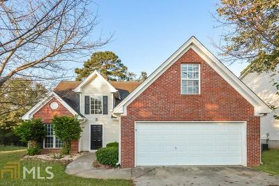 Butts County Single Family Home Under Contract: 114 Madison