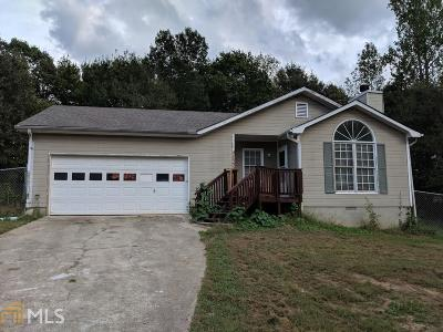 Winder Single Family Home New: 81 Midland Ct