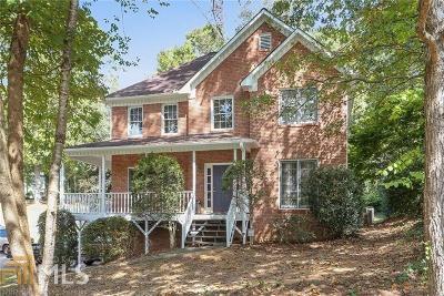 Kennesaw Single Family Home New: 4500 Oklahoma Way