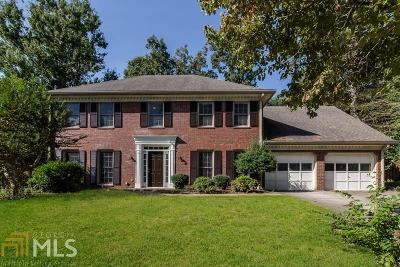 Kennesaw Single Family Home For Sale: 205 Lakeside
