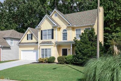 Acworth Single Family Home New: 4354 Clairesbrook Ln