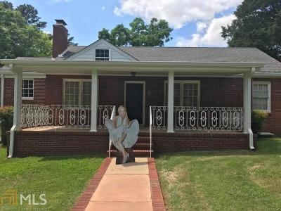 Single Family Home Sold: 490 Milledge Ter