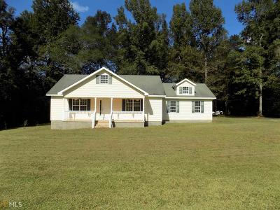 Gordon, Gray, Haddock, Macon Single Family Home For Sale: 166 Patton Rd