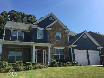 Acworth Single Family Home Under Contract: 619 Hay Meadow Pl