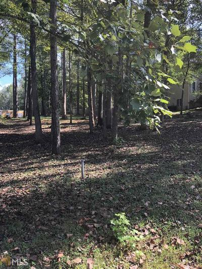 Snellville Residential Lots & Land For Sale: 4352 Riverlake Way