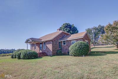 Mansfield Single Family Home Under Contract: 788 Gaithers Rd