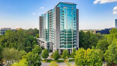 Cobb County Condo/Townhouse Under Contract: 3300 Windy Ridge Pkwy #1722