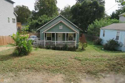 Atlanta Single Family Home New: 185 Little St