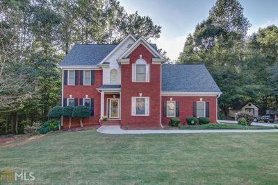 Conyers Single Family Home Under Contract: 3140 Scenic Brook Dr