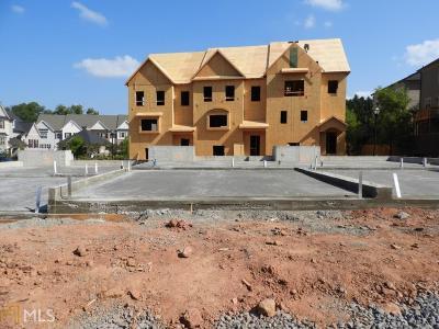 Marietta Condo/Townhouse New: 612 Henry Dr