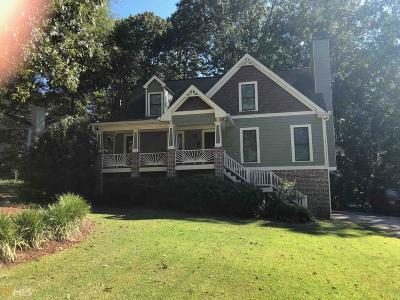 Stone Mountain Single Family Home For Sale: 5191 Skyline Dr