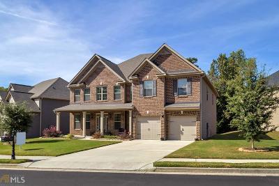 Gwinnett County Single Family Home Back On Market: 3537 Hideaway Ln