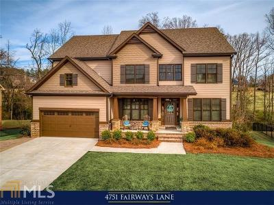 Jefferson Single Family Home For Sale: 4751 Fairways Ln